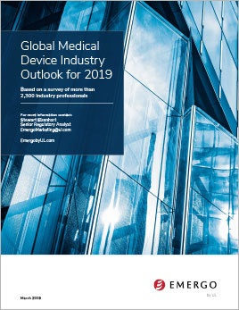 2019 Industry Outlook Survey for the Medical Device Industry