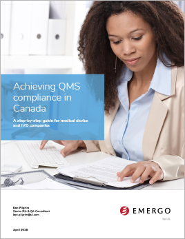 Medical device QMS compliance in Canada
