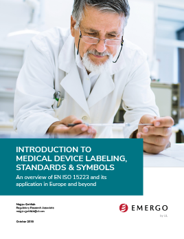 Medical device labeling and symbols white paper