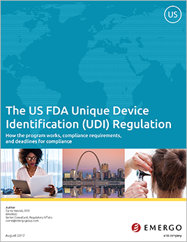 Download our free white paper on Understanding the FDA UDI regulation