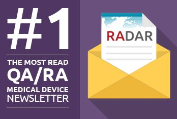 Subscribe to our Free RA/QA newsletter