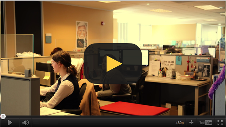 Watch this short video about what it's like working for Emergo's Project Management Team.