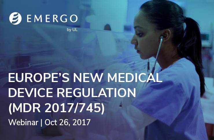 Emergo MDR webinar October 2017