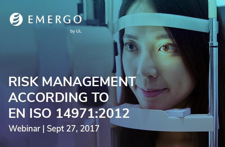 14971 risk management webinar