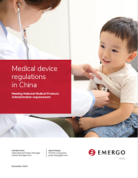 Medical device NMPA registration process in China