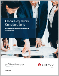 Global regulatory considerations for medical devices white paper