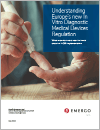 Understanding the EU IVDR white paper by Emergo by UL