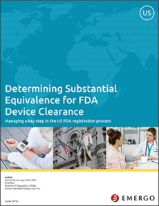 Download our whitepaper about determining substantial equivalence for the US FDA