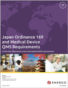 Download white paper - Japan's New QMS Conformity Assessment System