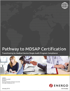 White paper - MDSAP certification