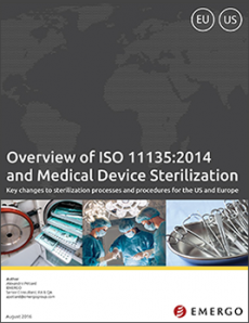 Download white paper - ISO 11135 - New sterilization requirements for medical devices