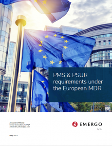 MDR PMS and PSUR requirements white paper