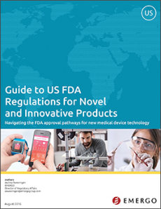Download white paper - Guide to US FDA Regulations for Novel and Innovative Products