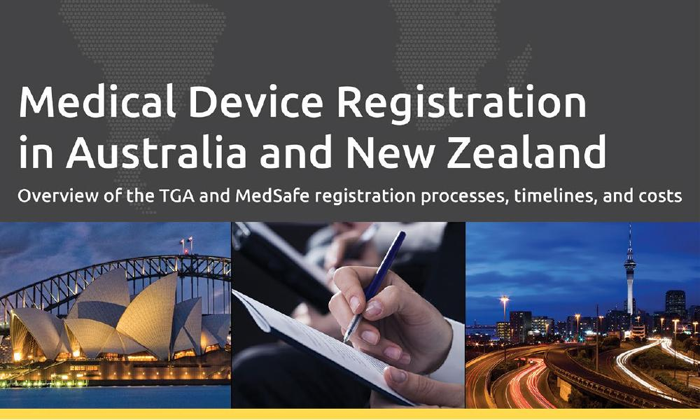 Download our free white paper on Medical Device Regulations in Australia and New Zealand