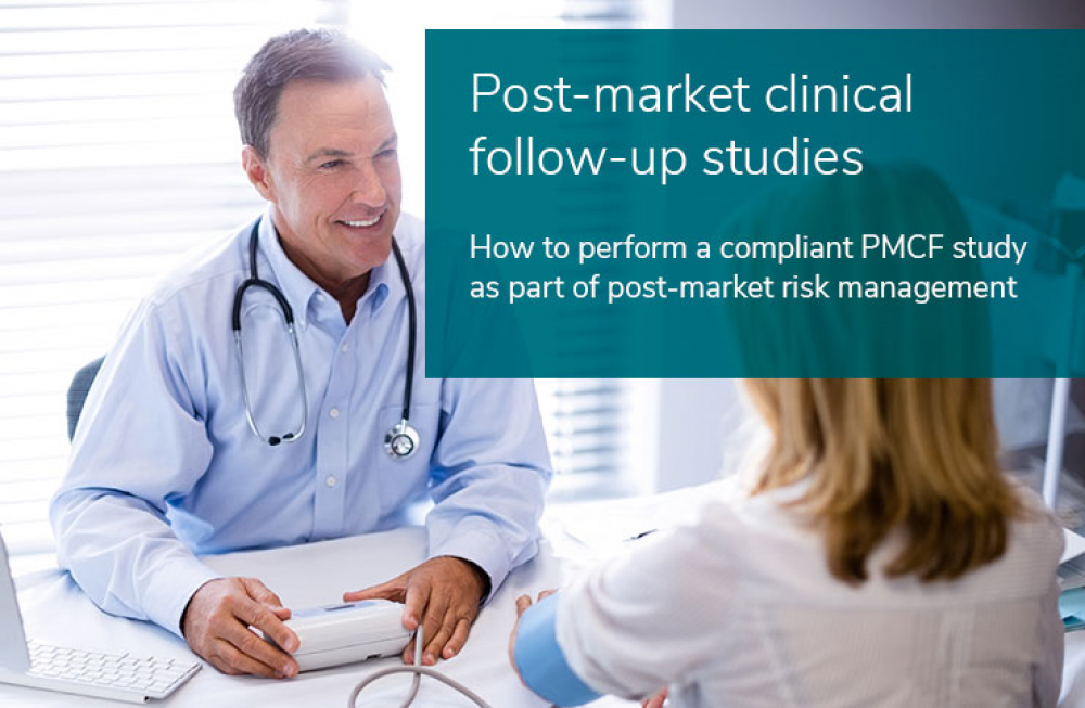 White paper: how to conduct a medical device PMCF study