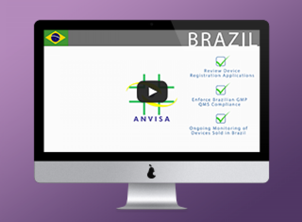 Watch this Short Video: Introduction to Brazil's medical device approval process
