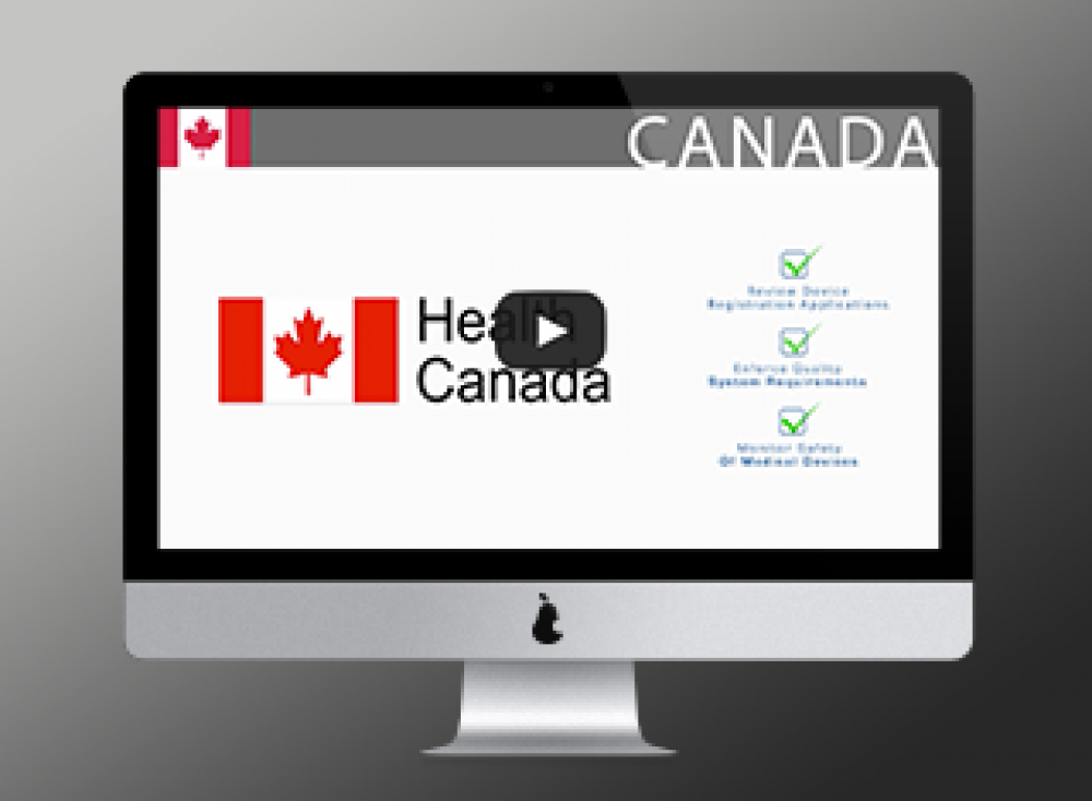 Watch this Short Video: Introduction to Canada's medical device approval process