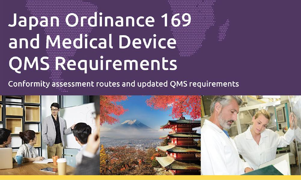 Download our white paper on Japan Ordinance 169