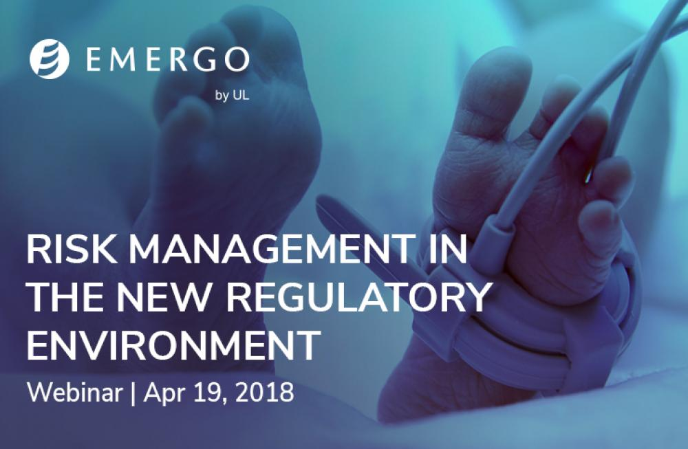 webinar - risk management landscape April 2018