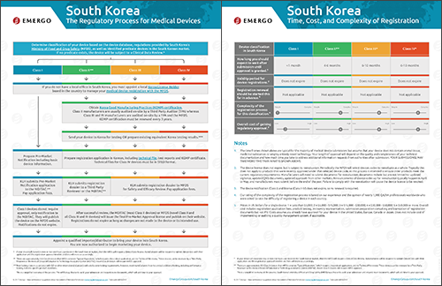 Download the Chart on the Medical Device Approval Process in South Korea