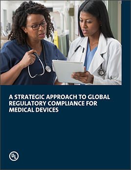 Download our white paper about global compliance for medical devices.